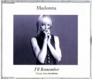I'LL REMEMBER - UK CD SINGLE (W0240CD)
